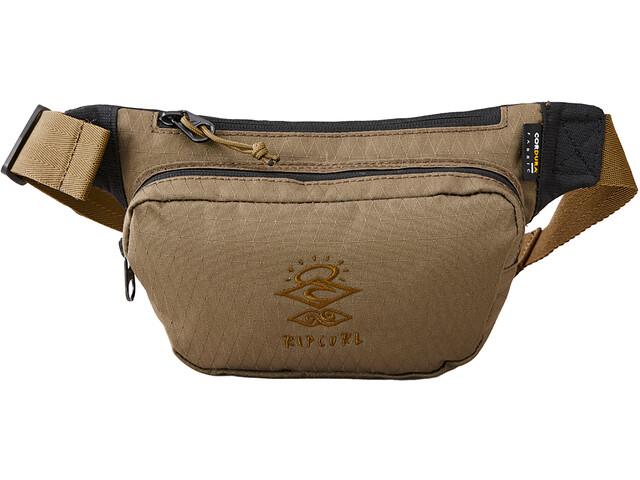 Rip Curl Waist Bag Men, marrón
